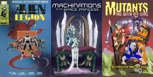 Alien Machinations