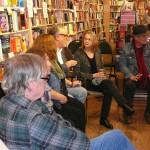 June at Book Warehouse Main St.