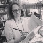 June siging at Book Warehouse AforI