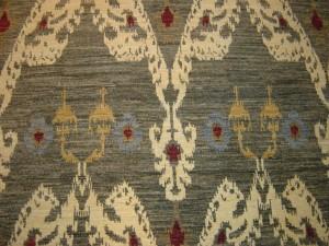 Amade Ikat Carpet 6'3″ x 8'3″