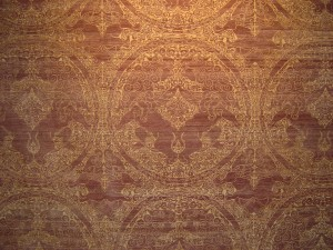 Michaelian and Kohlberg Griffon Carpet 9'x12′