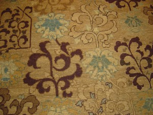 Michaelian and Kohlberg Turkoman Carpet 6′ x 8'2″
