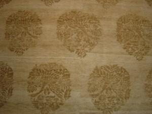 Michealian and Kohlberg Brocade Carpet 6′ x 9′