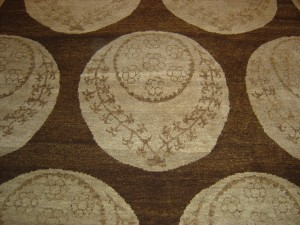 Michealian and Kolberg Ottoman Carpet 6′ x 9'4″