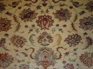 Nomad Wool Piled Carpet 5'6″ x 8'6″