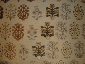 "Zollanwari Soumak Kilim Carpet 5'10"" x 8'2″"