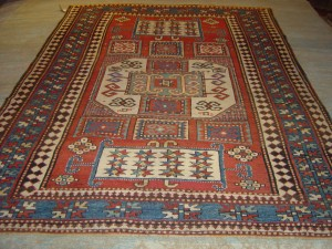 1850's Karachoph Carpet South Caucasus