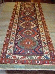 1870's Gendje Carpet South Caucasus