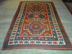 1880's Kazak Carpet South Caucasus