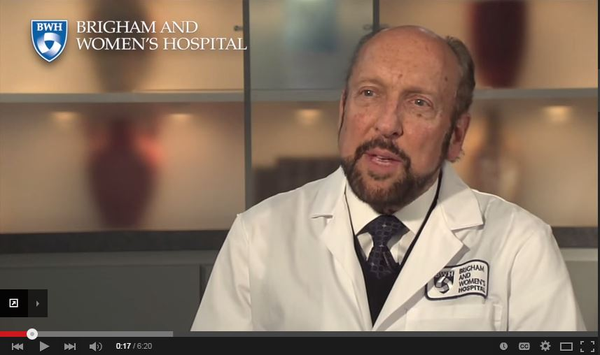 Donald Levy BWH video capture August 2014