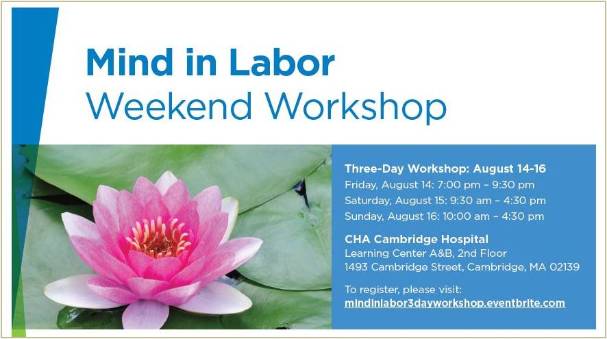Mind in Labor workshop