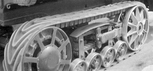 futuristic track design