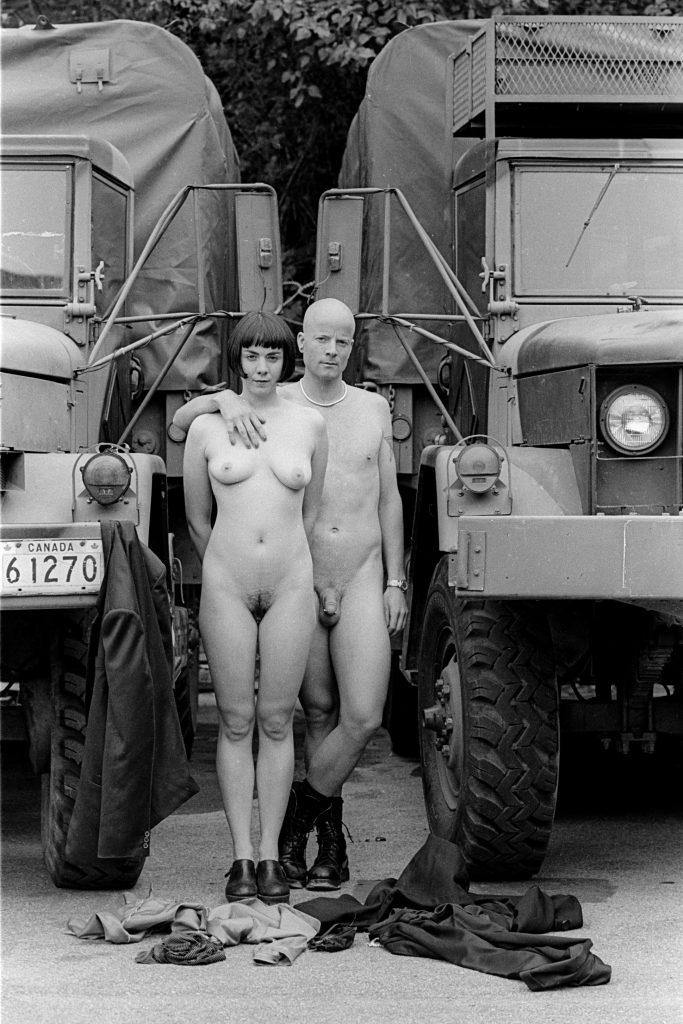 Christine Taylor & Tom Comet, Vancouver 1996
